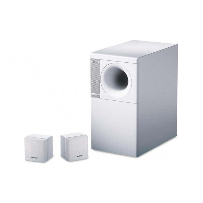 Bose ACOUSTIMASS 3-IV White