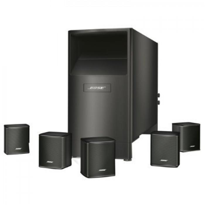 Комплект акустики 5.1 Bose ACOUSTIMASS 6 V Black
