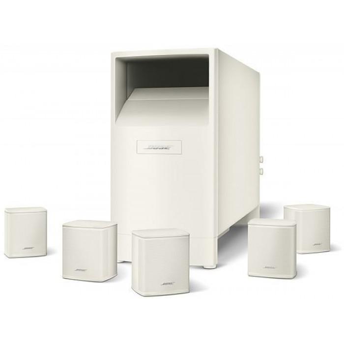 Комплект акустики 5.1 Bose ACOUSTIMASS 6 V White