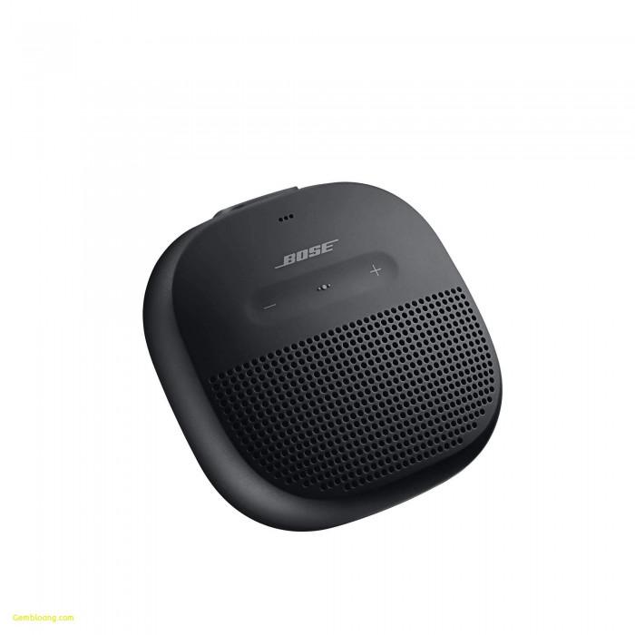 Bose SoundLink Micro BT system Black