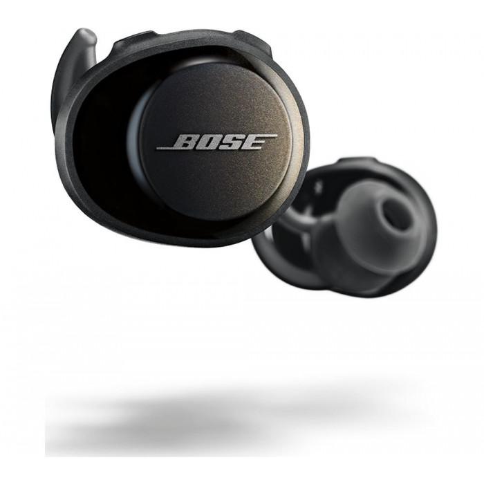 Bose SoundSport Free headphones Black