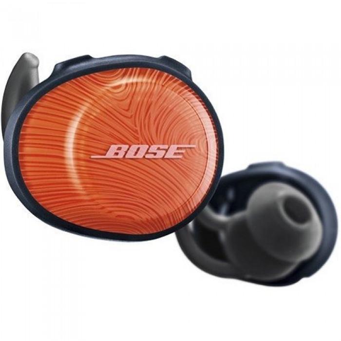Bose SoundSport Free headphones Blue Orange