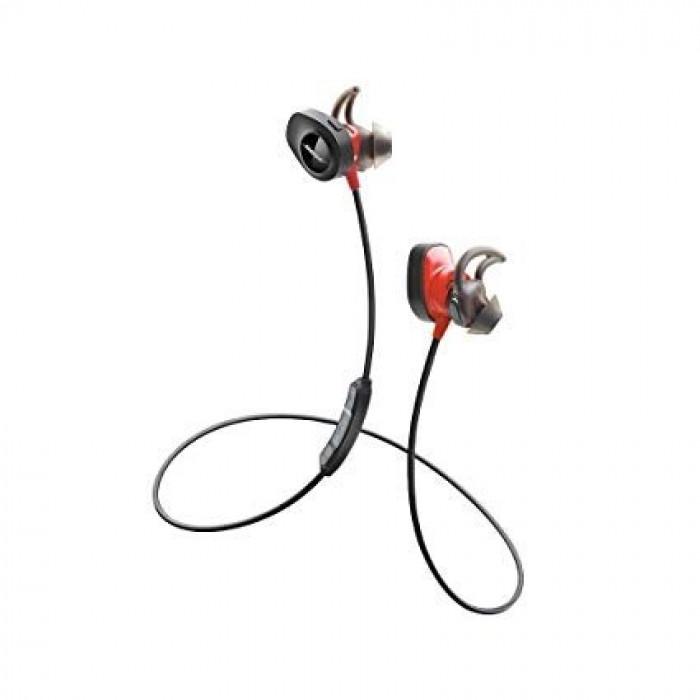 Bose SoundSport Pulse Wireless HDPH Red