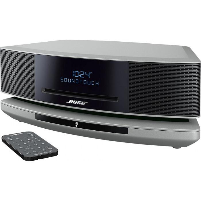 Hi-Fi Минисистема Bose WAVE SOUNDTOUCH MS IV Silver