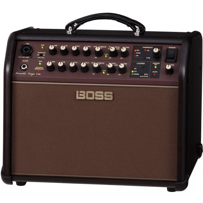 Комбоусилитель для акустической гитары Boss ACSLIVE