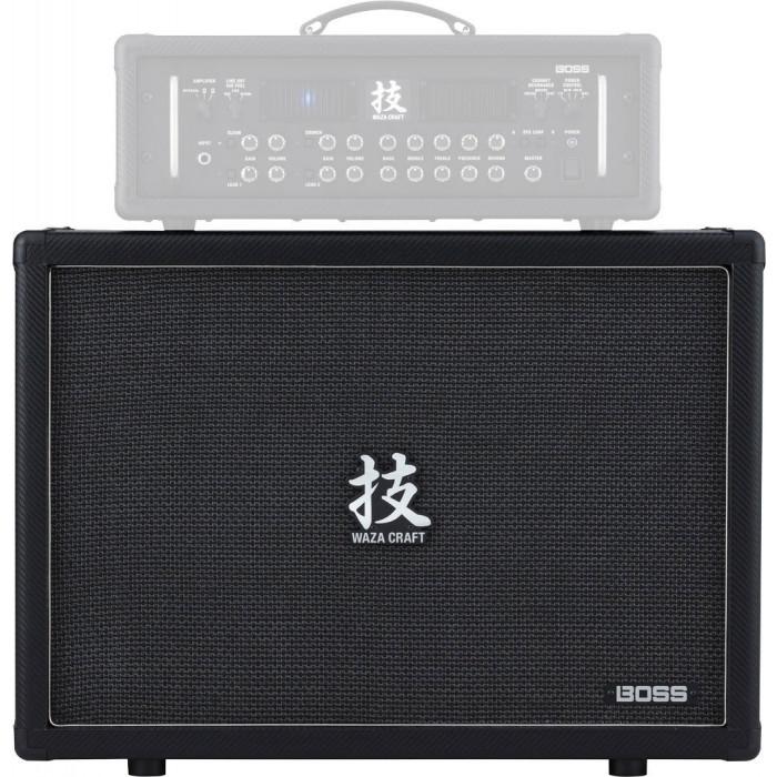 Гитарный кабинет Boss WAZA AMP CABINET212