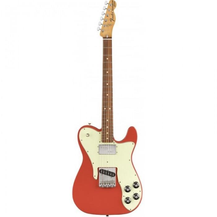 Fender Vintera '70S Telecaster Custom Pfn Fiesta Red