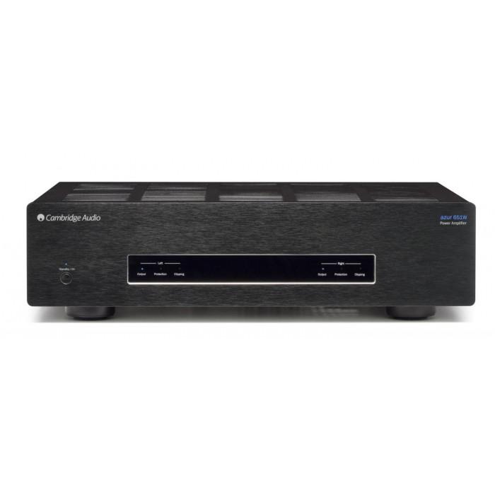 Усилитель мощности Cambridge Audio AZUR 651W Black