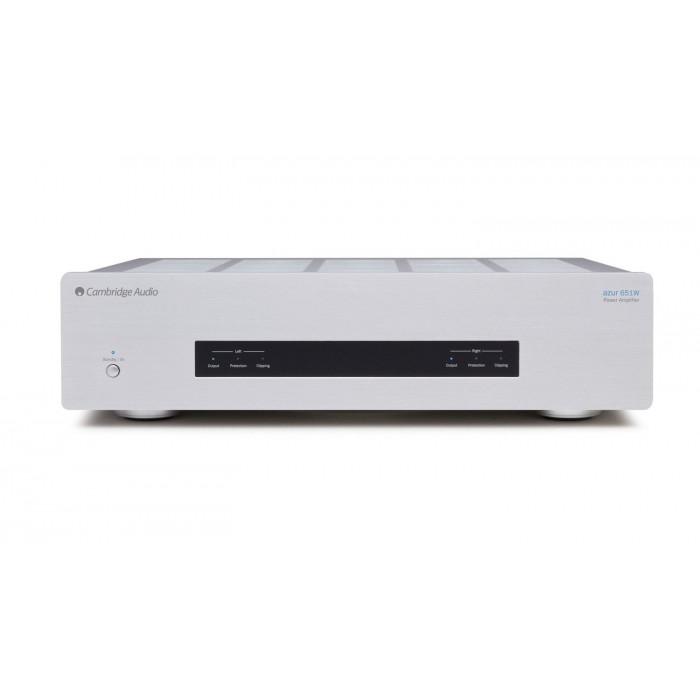 Усилитель мощности Cambridge Audio AZUR 651W Silver