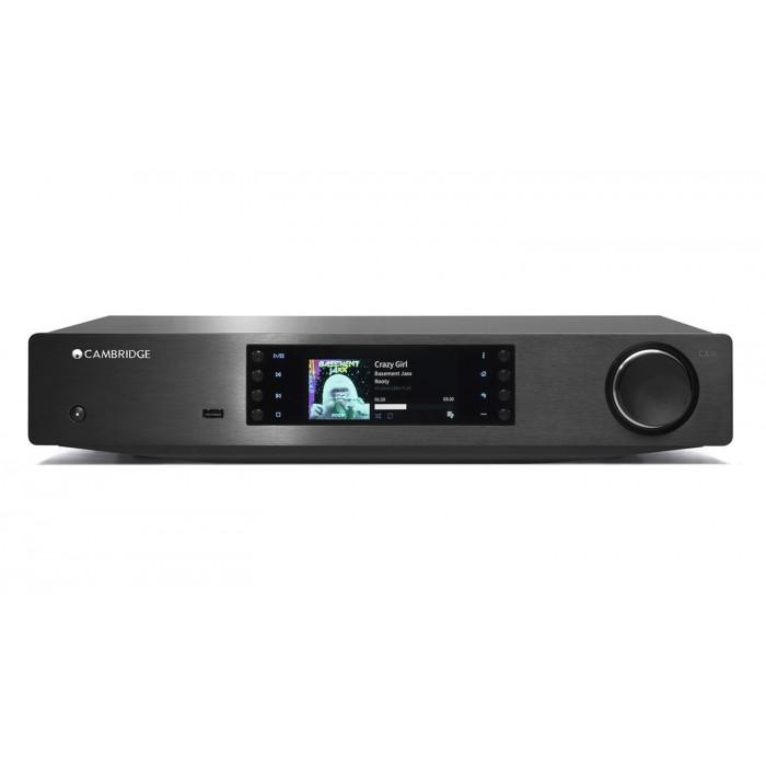 Сетевой аудио плеер Cambridge Audio CXN V2.0 Black