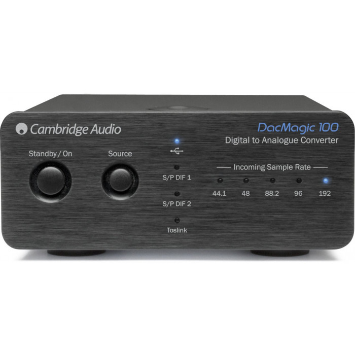 ЦАП Cambridge Audio DACMAGIC 100 Black