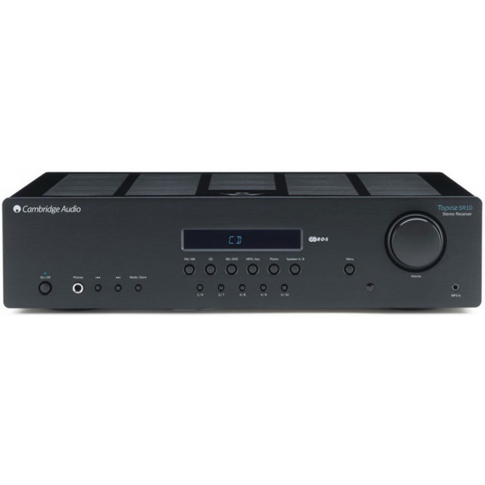 Стерео ресивер Cambridge Audio Topaz SR10 v2 Black