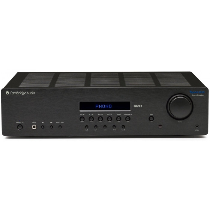 Стерео ресивер Cambridge Audio TOPAZ SR20 Black