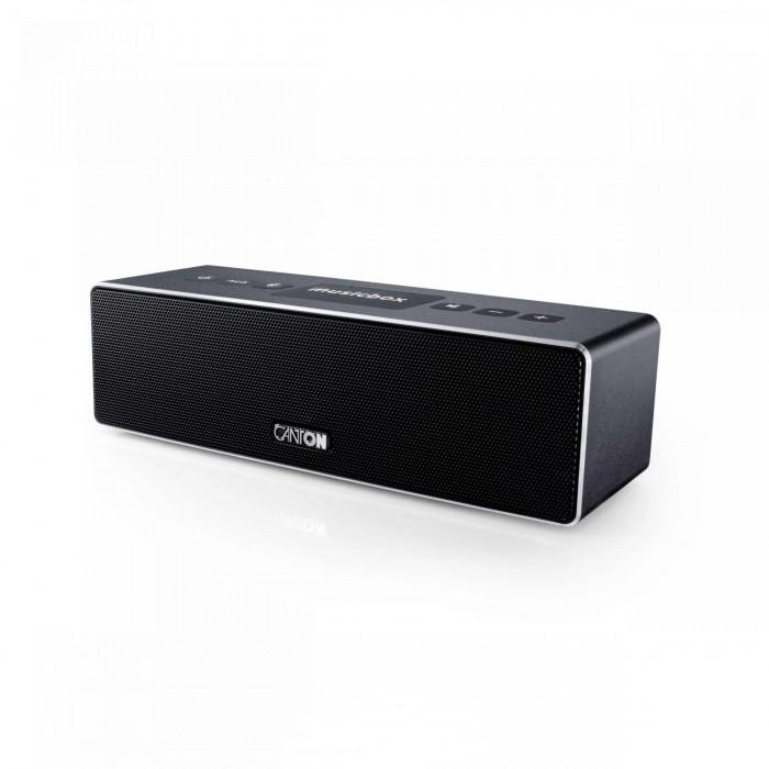 Портативная акустика Canton Musicbox XS Black Semimatt