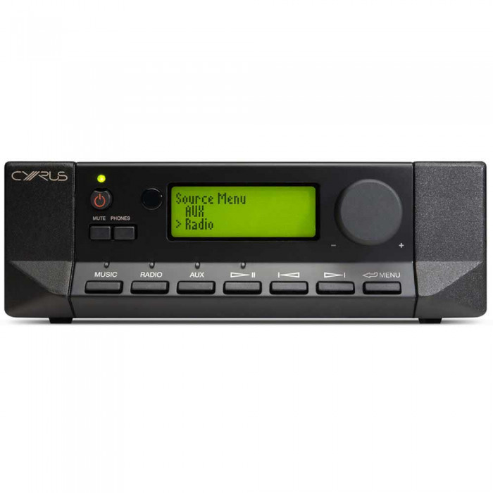Сетевой аудио плеер Cyrus Streamline 2 Black
