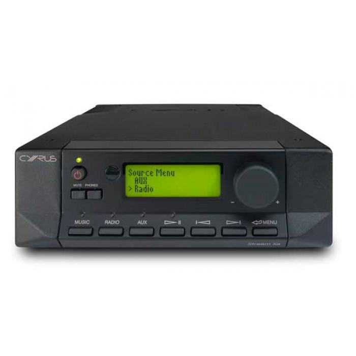 Сетевой аудио плеер Cyrus Stream XA   Black