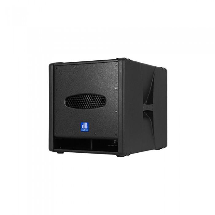 Активный сабвуфер dB Technologies SUB 05 D Black