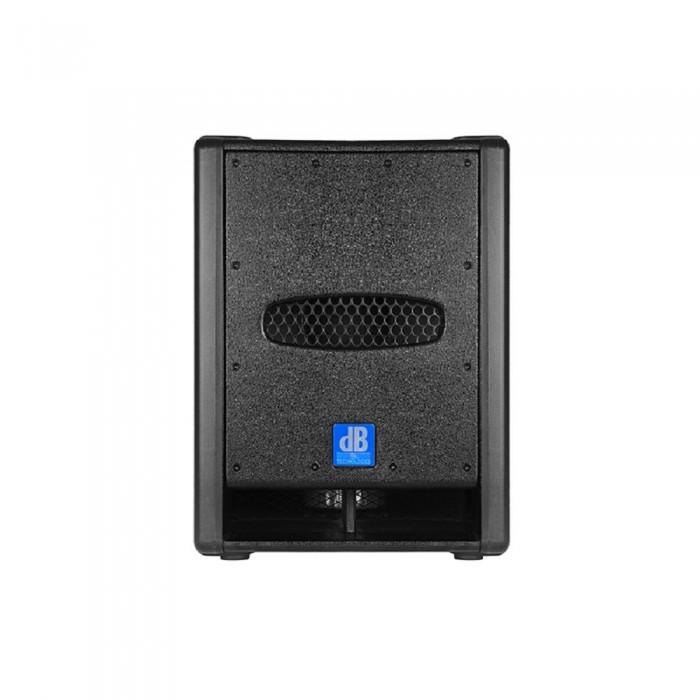 Активный сабвуфер dB Technologies SUB 12 D Black