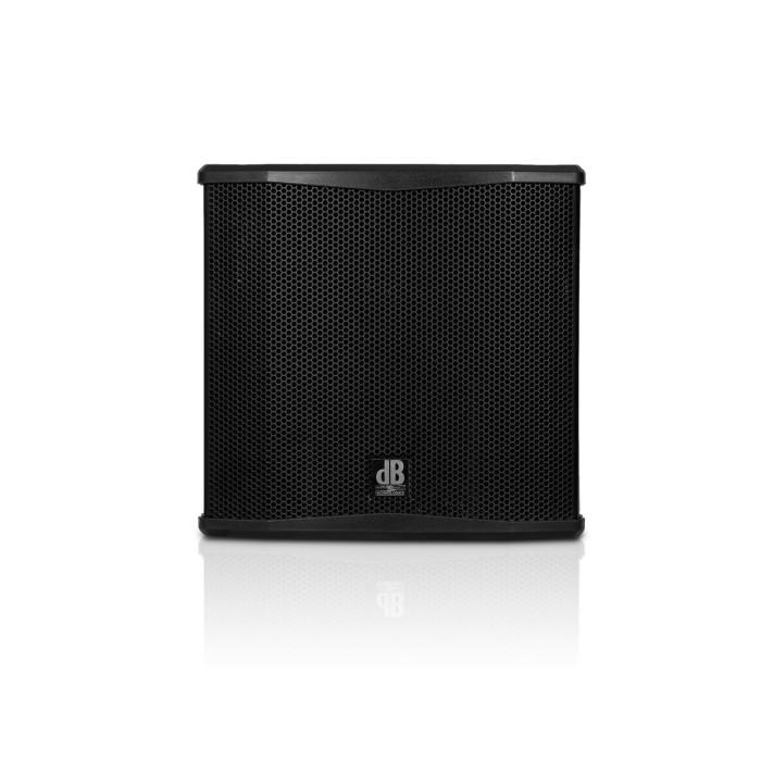 dB Technologies SUB 15H Black