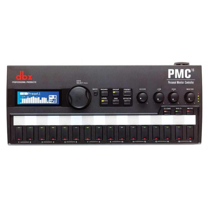 Мониторный микшер DBX PMC16