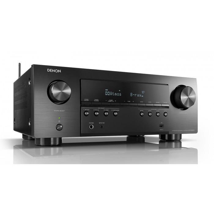 Denon AVR-S 960H 8K (7.2 сh)  Black
