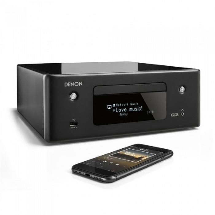 Denon CEOL RCD-N10 Black