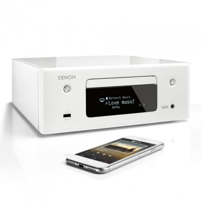 Denon CEOL RCD-N10 White
