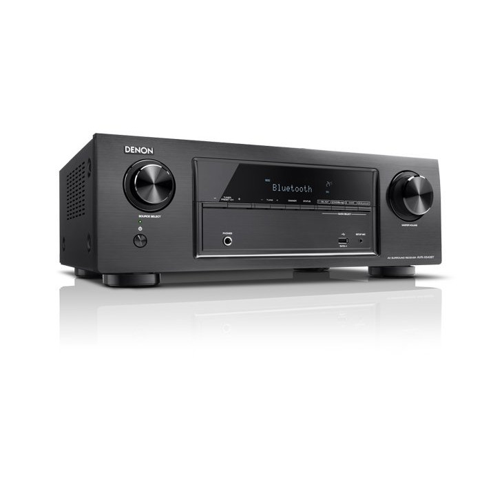 AV ресивер Denon AVR-X540BT Black
