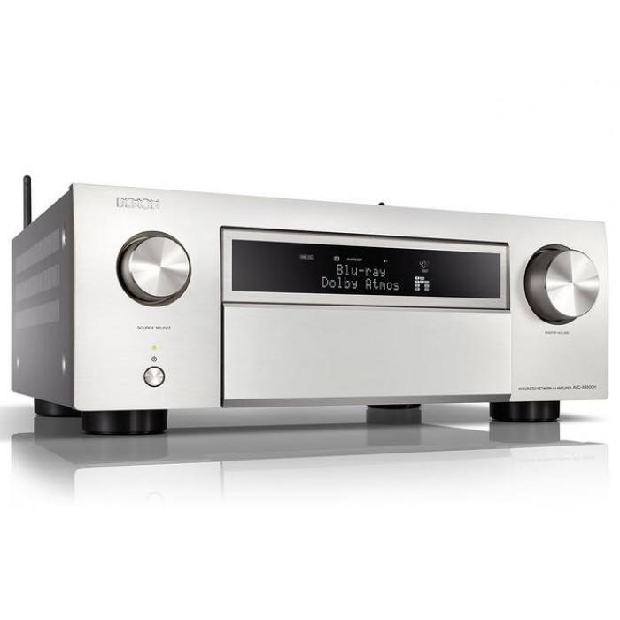 Denon AVR-X6500H Silver