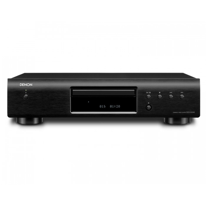 CD плеер Denon DCD-520AE Black
