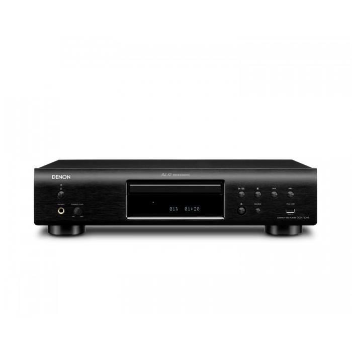 CD плеер Denon DCD-720AE Black