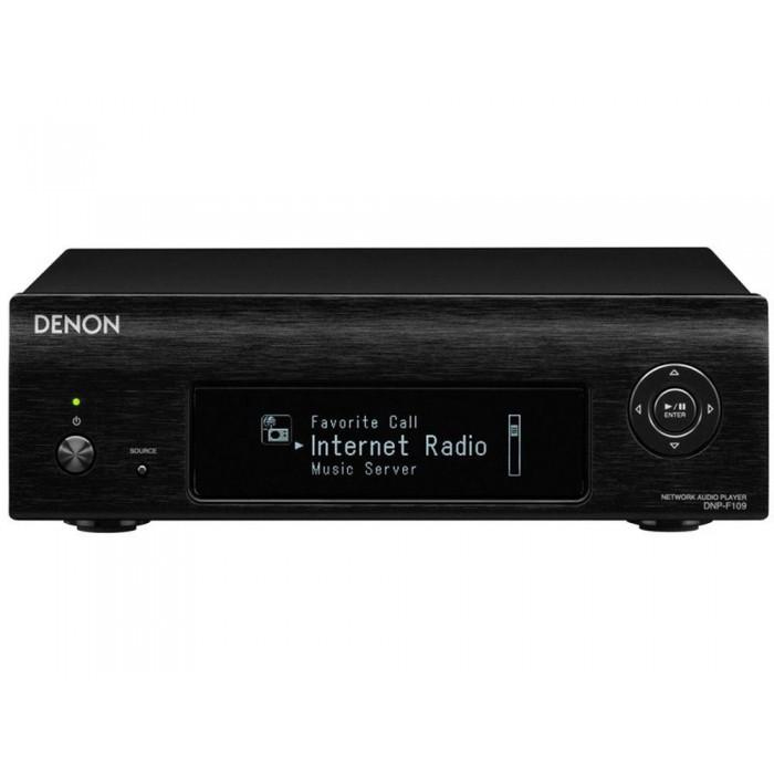 CD плеер Denon DCD-F109 Black