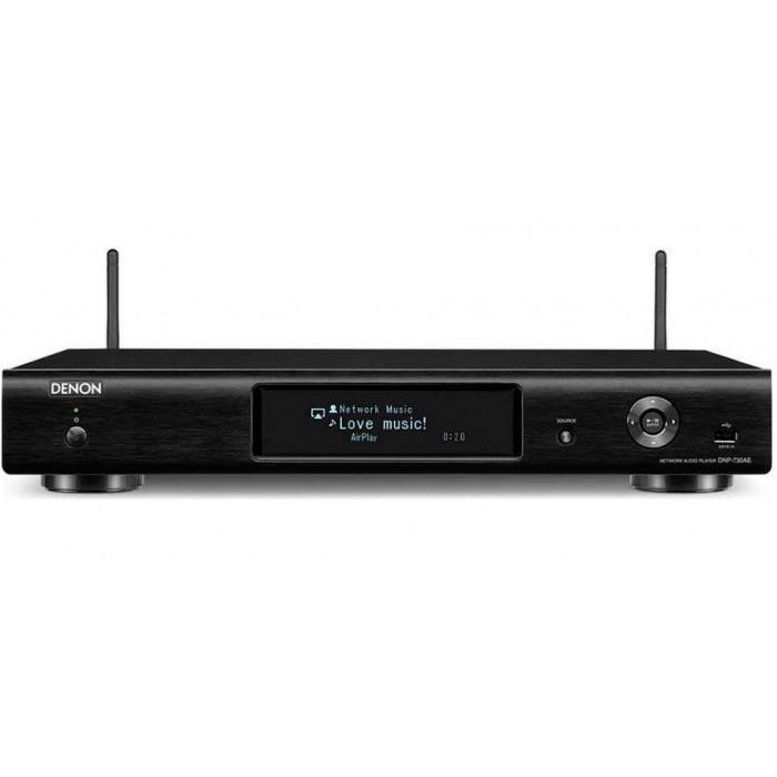 Сетевой аудио плеер DNP-720 AE Black