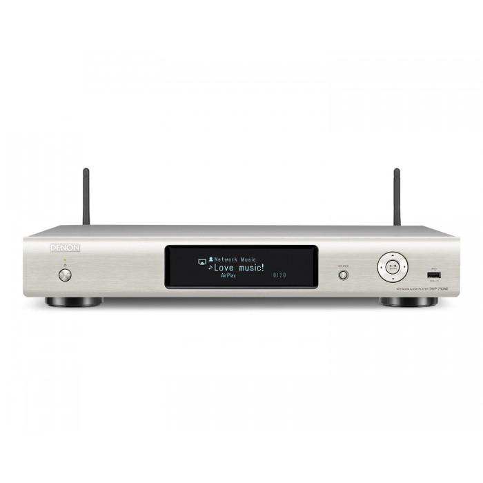 Сетевой аудио плеер  Denon DNP-730 AE Silver