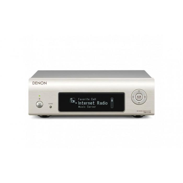 Сетевой аудио плеер  Denon DNP-F109 Silver