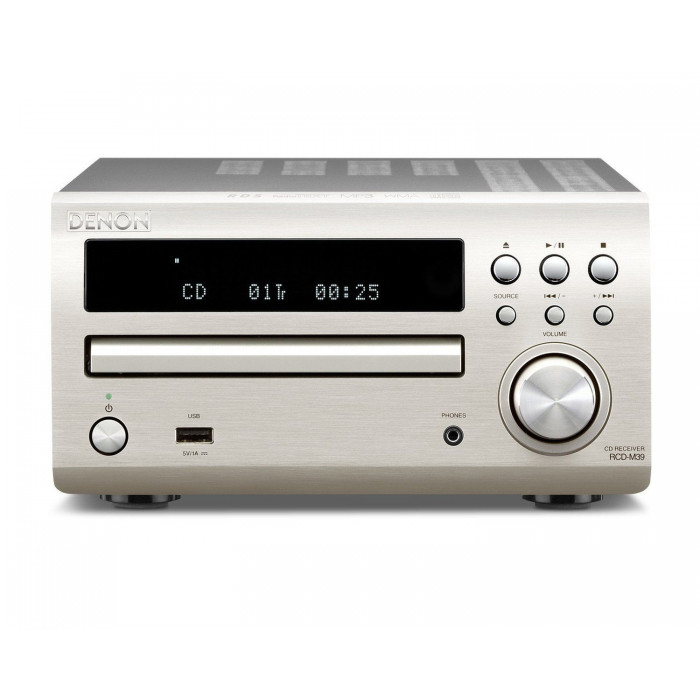 Denon RCD-M39 Silver