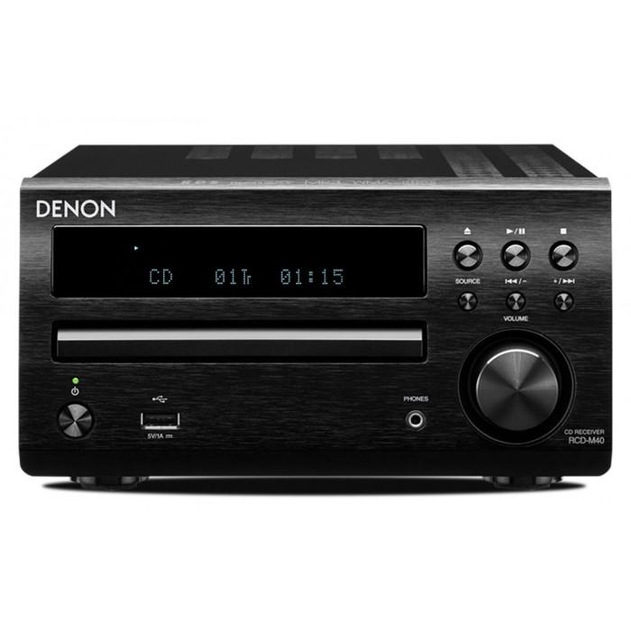 Denon RCD-M40 Black