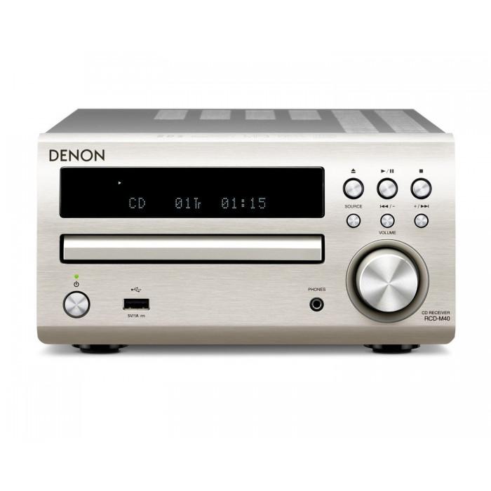 Denon RCD-M40 Silver