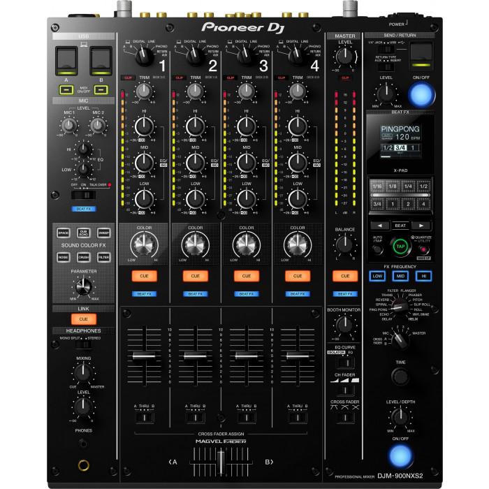 Pioneer DJ DJM-900NXS2 Black