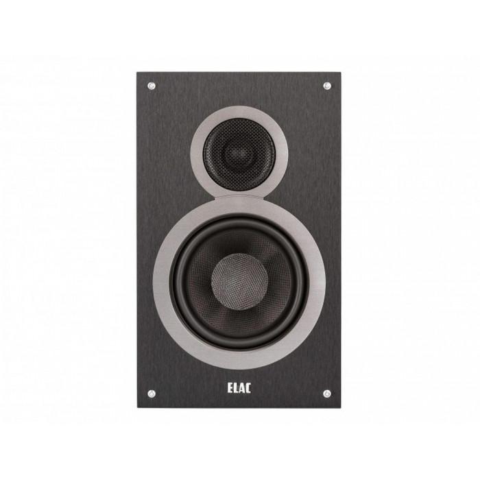 Полочная акустика ELAC Debut B6 Black vinyl