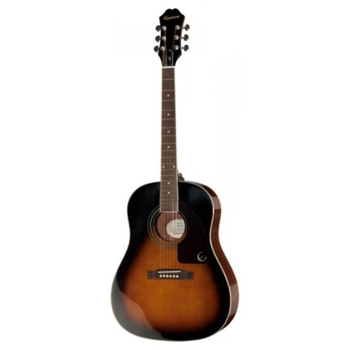 Электроакустическая гитара Epiphone AJ-220S VS