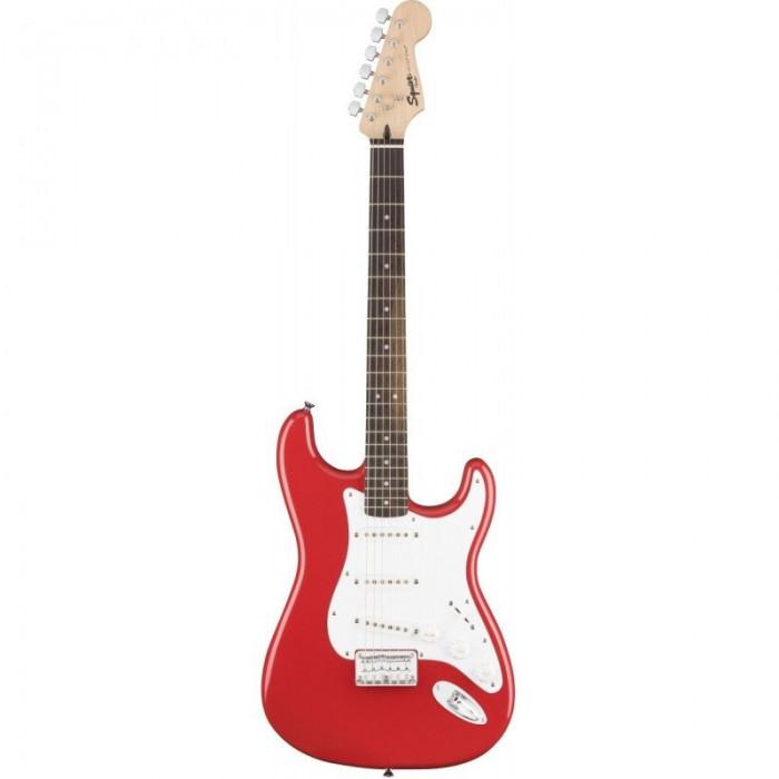 Электрогитара Squier By Fender MM STRAT HT RED