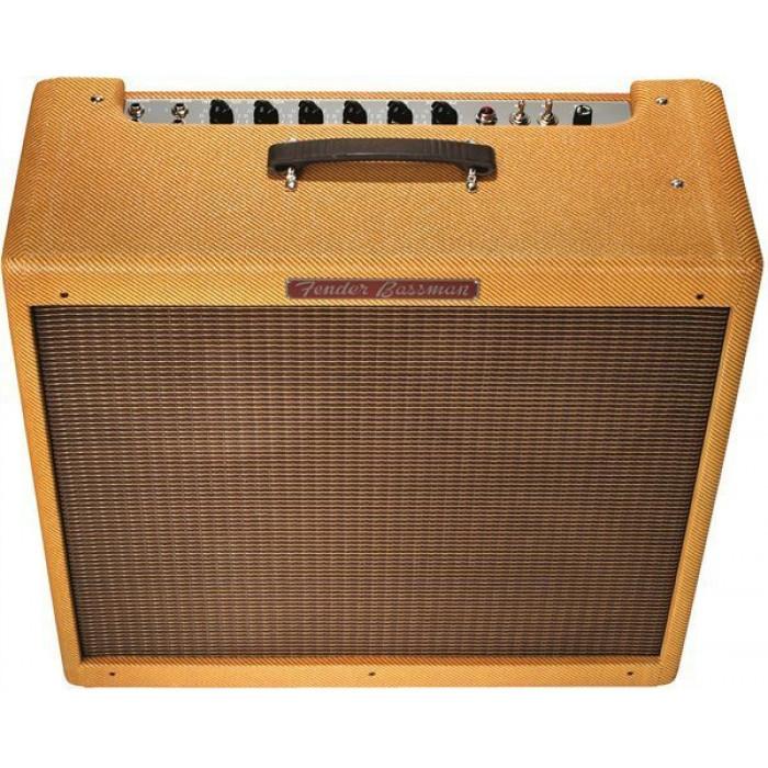 Комбоусилитель для электрогитары Fender 59 Bassman Ltd