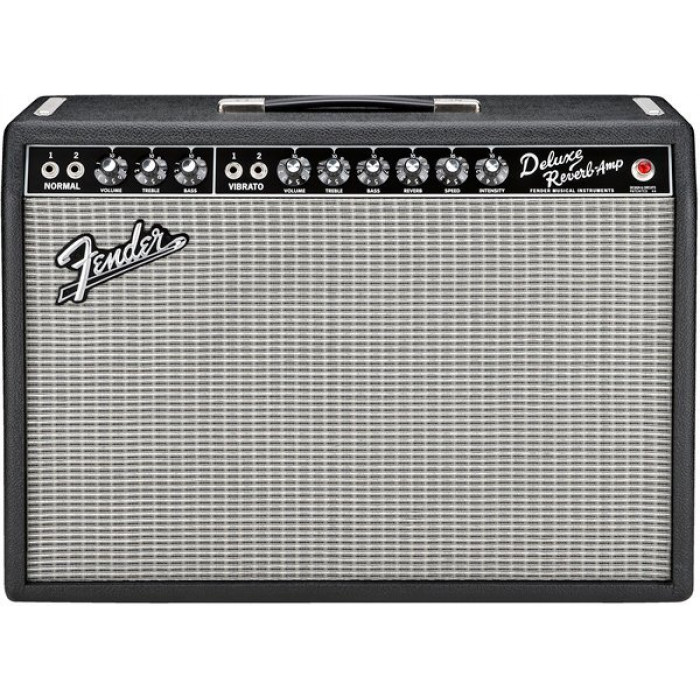 Усилитель для электрогитары Fender 65 Deluxe Reverb