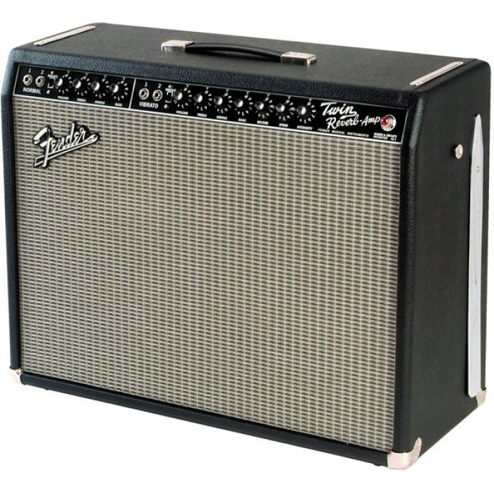 Усилитель для электрогитары Fender 65 Twin Reverb