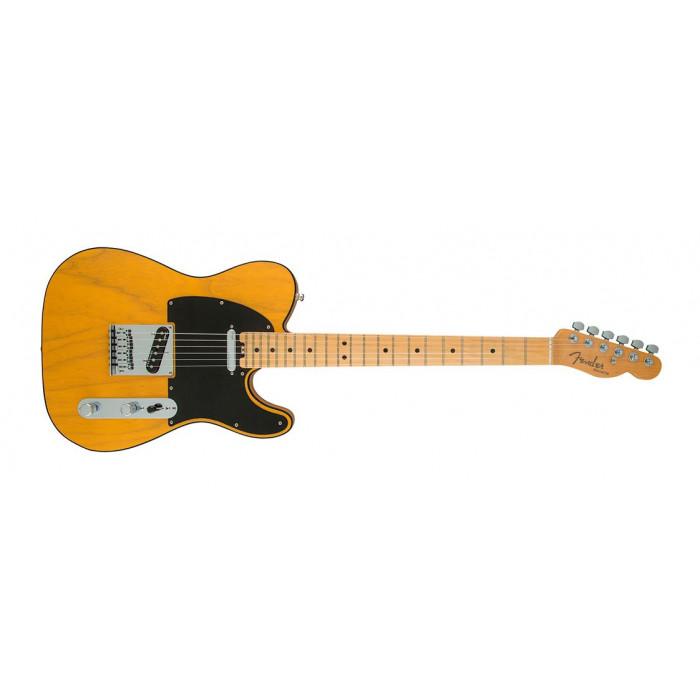 Электрогитара Fender AMERICAN ELITE TELECASTER MN BUTTERSCOTCH BLONDE