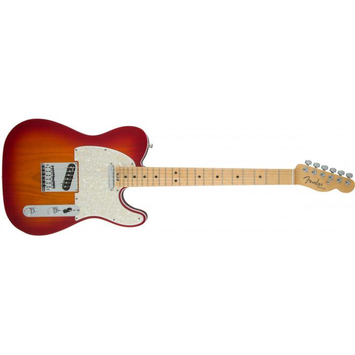 Электрогитара Fender American Elite Telecaster Rw Aged Cherry Burst