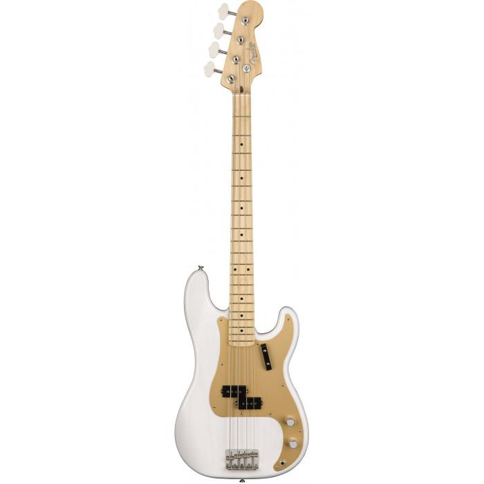 Бас-гитара Fender AMERICAN ORIGINAL 50S PRECISION BASS MN WBL