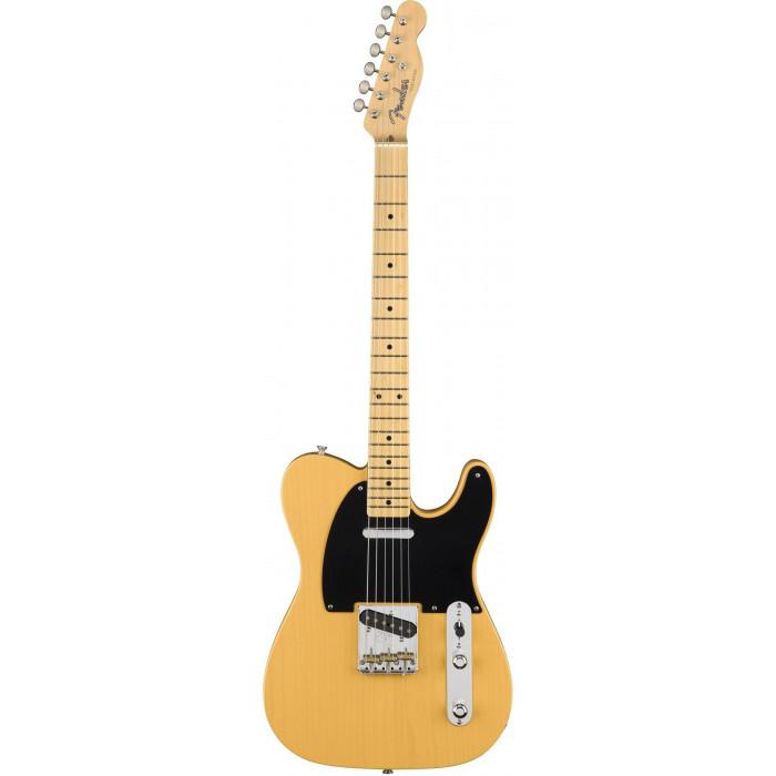 Электрогитара Fender AMERICAN ORIGINAL 50S TELE MN BUTTERSCOTCH BLOND