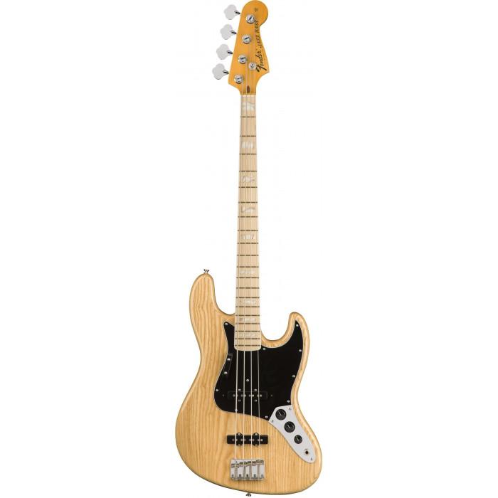 Бас-гитара Fender AMERICAN ORIGINAL 70S JAZZ BASS MN NAT